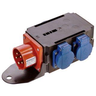as - Schwabe Mixo CEE Stromverteiler SAAR 400V / 16A IP44