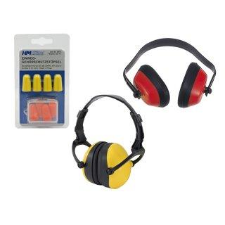 HM-Müllner Gehörschutz, verschiedene Ausführungen