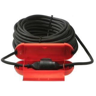 as - Schwabe Sicherheitsbox Kabelbox für Verlängerungskabel