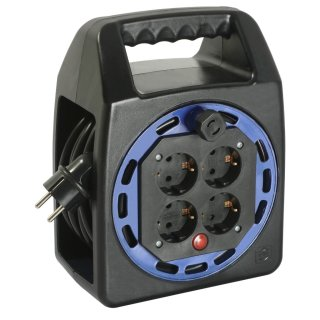 as - Schwabe Kunststoff Kompakttrommel KBS 404 T - 25m Kabel