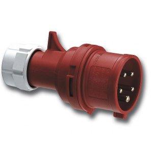 as-Schwabe CEE Stecker 32A/400V 6h